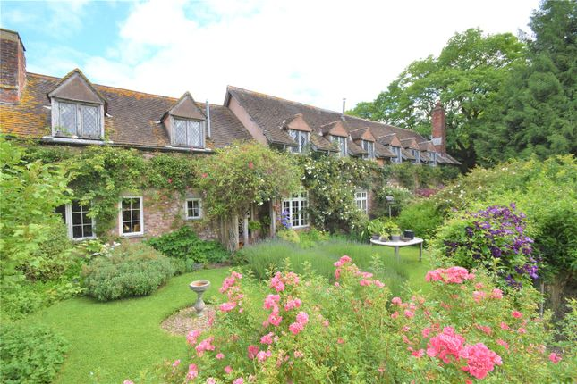 Thumbnail Terraced house to rent in Cothay Manor, Greenham, Wellington, Somerset