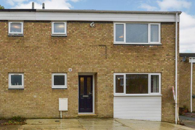 Thumbnail Semi-detached house for sale in Essenden Court, Stony Stratford, Milton Keynes