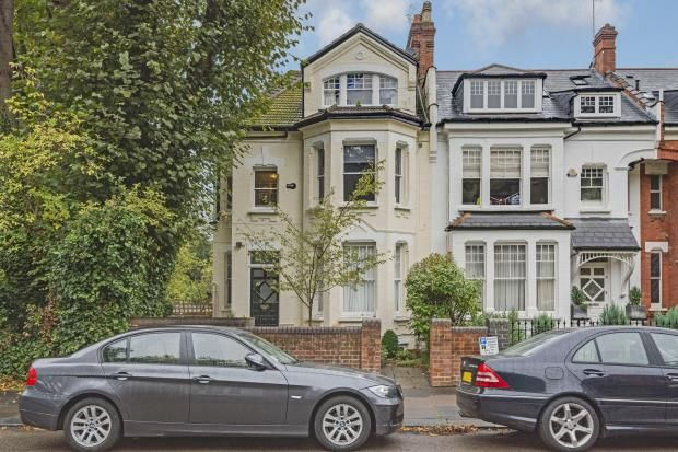 Thumbnail Flat for sale in Avenue Road, Highgate, London