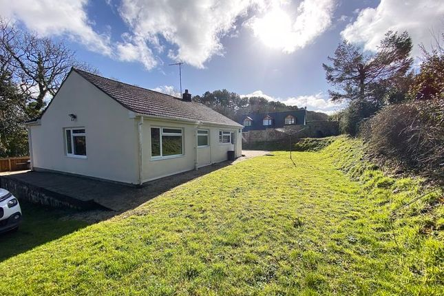 3 bed detached bungalow for sale in Union Hill, St. Columb TR9