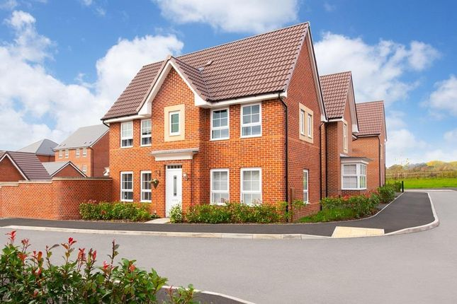 """Thumbnail Detached house for sale in """"Morpeth"""" at Rykneld Road, Littleover, Derby"""