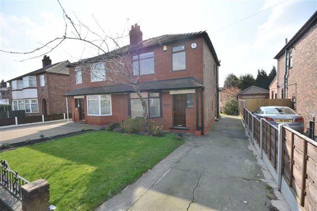 Thumbnail Semi-detached house to rent in Bolton Road, Pendlebury, Swinton, Manchester