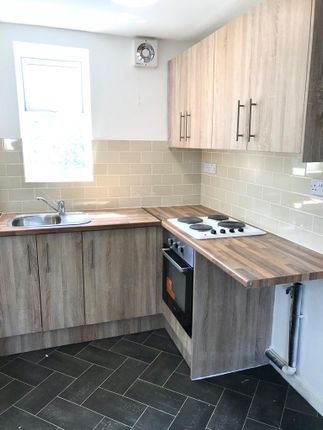 1 bed flat to rent in High Street, Brownhills WS8