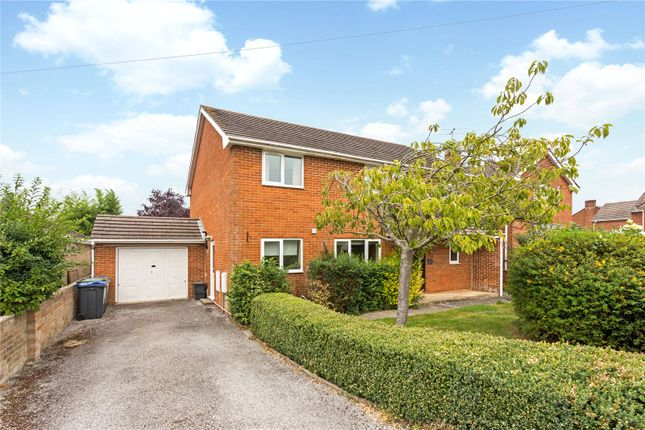 Thumbnail Detached house for sale in Chestnut Close, Laverstock, Salisbury, Wiltshire