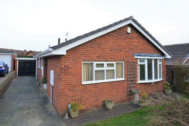 Thumbnail Bungalow to rent in Sandringham Close, Pontefract