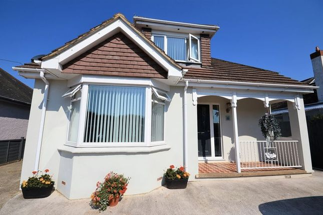 Thumbnail Bungalow for sale in St. Marys Road, Brixham