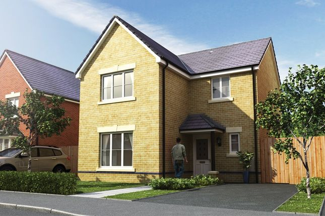 Thumbnail 4 bed detached house for sale in Bedwellty Field, Britannia Walk, Pengam, Blackwood