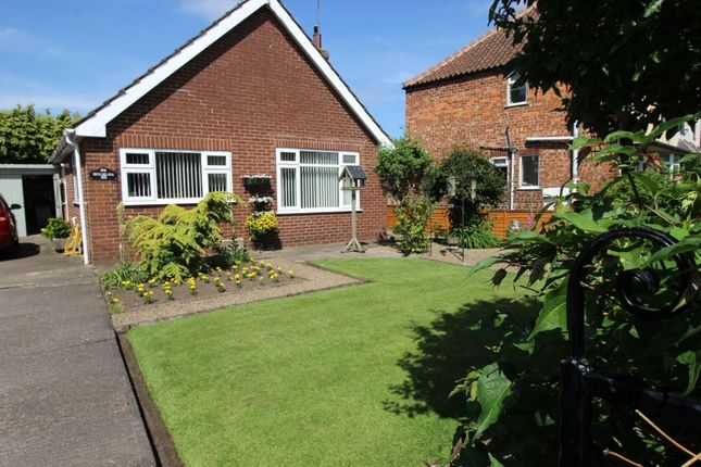 Thumbnail Bungalow for sale in Station Road, Haxby, York