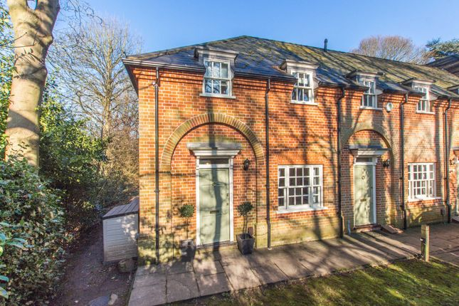Thumbnail End terrace house for sale in Mulberry Close, Watford