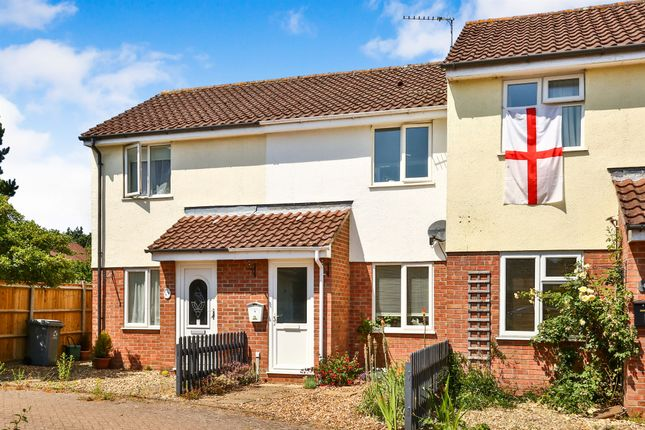 Thumbnail Terraced house for sale in Peddars Way, Taverham, Norwich