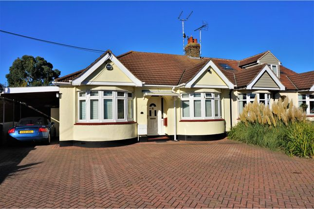 Thumbnail Bungalow for sale in Dalys Road, Rochford