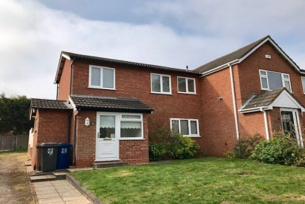 Thumbnail Property to rent in Curlew Close, Lichfield