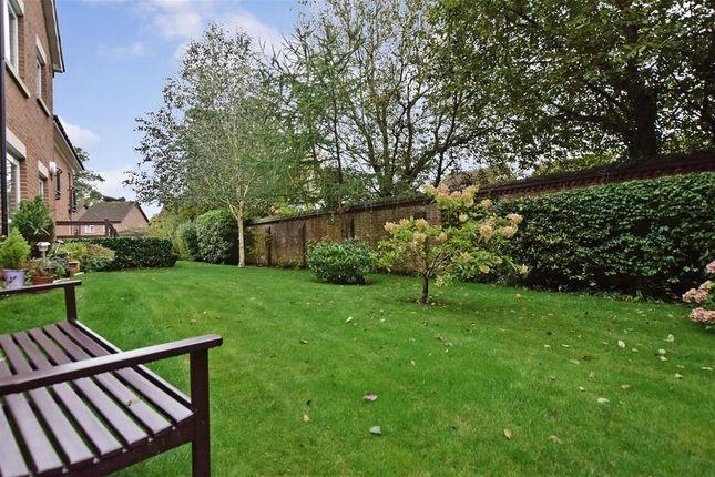 Communal Gardens of St. Agnes Road, East Grinstead, West Sussex RH19