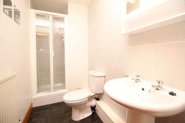 Shower Room of Balfour Street, Kirkcaldy KY2