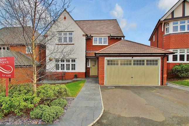 Thumbnail Detached house for sale in Tyn Y Berllan, Lisvane, Cardiff