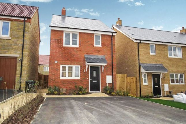 Thumbnail Detached house for sale in The Turrets, Thorpe Street, Raunds, Wellingborough