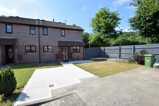 Thumbnail Semi-detached house to rent in Pytchley Close, Cross Inn, Pontyclun