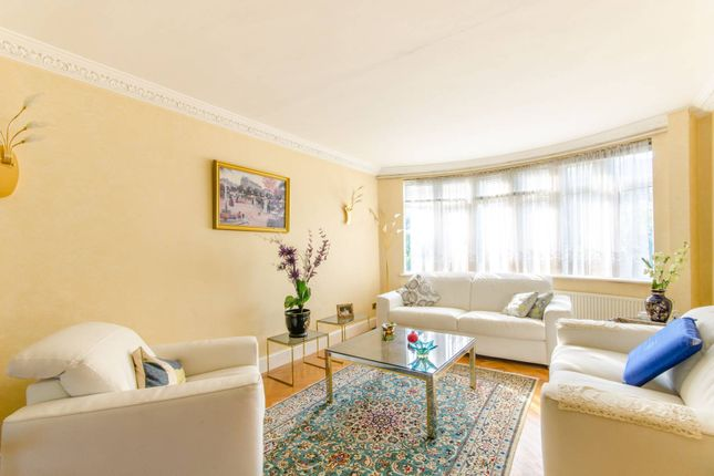 Thumbnail Detached house for sale in Grass Park, Church End, London