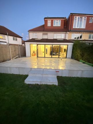 Thumbnail Semi-detached house for sale in Poplar Road, Sutton, London
