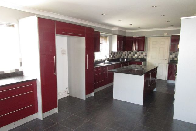 Thumbnail Detached house for sale in Easby Rise, Eye, Peterborough