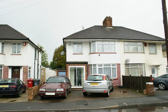 Thumbnail Property to rent in Cranbourne Road, Cippenham, Slough