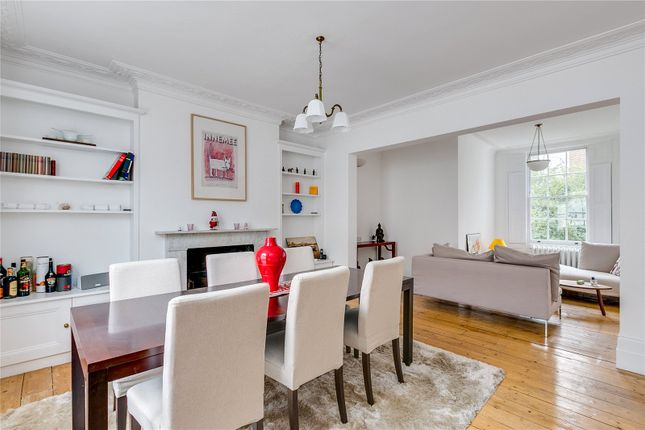 Thumbnail End terrace house to rent in Gerrard Road, London
