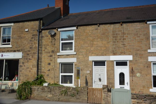 Thumbnail Cottage for sale in 2 Percy Crescent, Lanchester, Durham