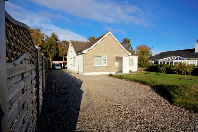 Thumbnail Detached bungalow for sale in Badenoch, Camore, Dornoch, Sutherland