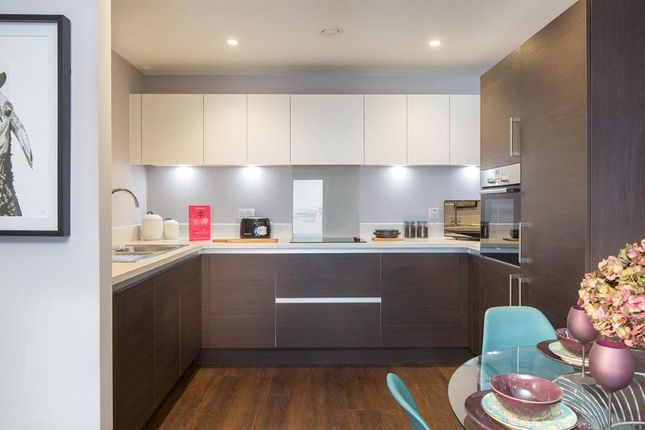 "Thumbnail Flat for sale in ""Azera B"" at Centenary Plaza, Southampton"