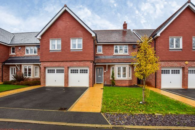 Thumbnail Detached house for sale in Turvin Crescent, Gilston