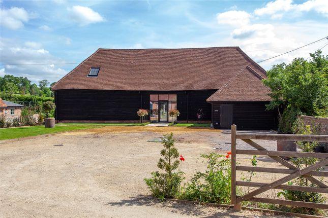 Thumbnail Detached house for sale in Harpsden Bottom, Harpsden, Henley-On-Thames