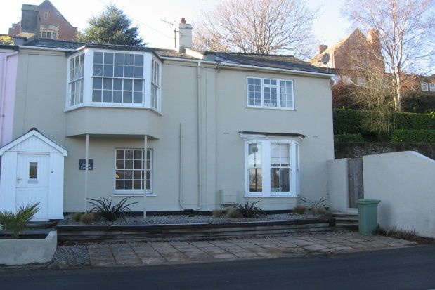 Thumbnail Semi-detached house to rent in Uplyme Road, Lyme Regis