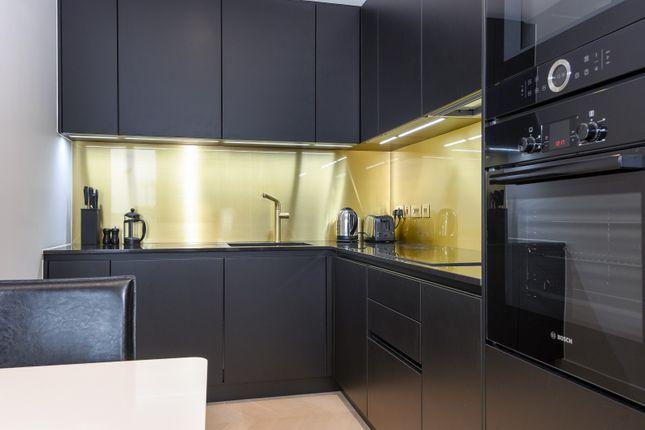 Kitchen of The Waterman, Tidemill Square, Lower Riverside, Greenwich Peninsula SE10