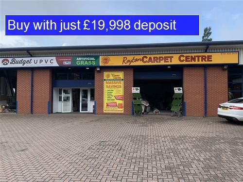 Retail premises for sale in OL2, Royton, Greater Manchester