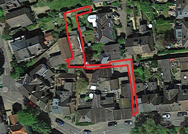 Thumbnail Land for sale in 6A High Street, Claygate, Surrey