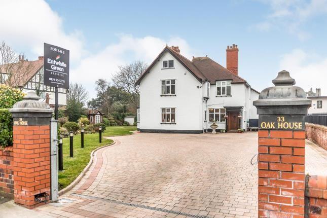 Thumbnail Detached house for sale in Merrilocks Road, Crosby, Liverpool, Merseyside