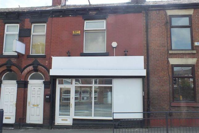 Thumbnail Commercial property for sale in Stamford Square, Ashton Under Lyne, Lancashire