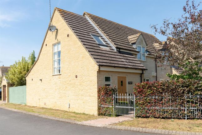 Thumbnail Semi-detached house for sale in Primrose Court, Moreton In Marsh, Gloucestershire