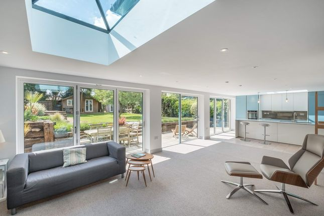 Thumbnail Detached house for sale in The Avenue, Gurnard, Isle Of Wight
