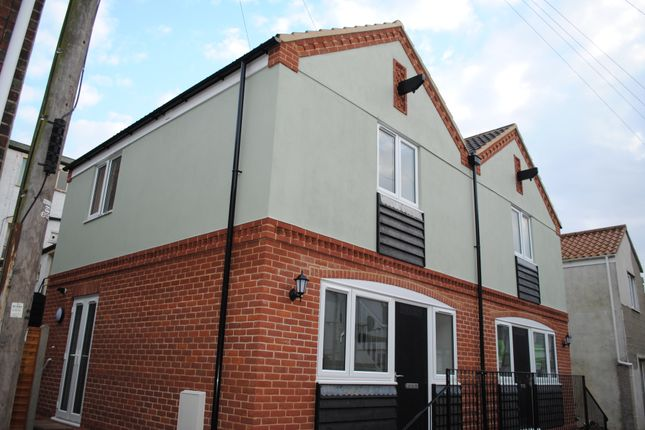 2 bed semi-detached house for sale in Albert Road, Great Yarmouth
