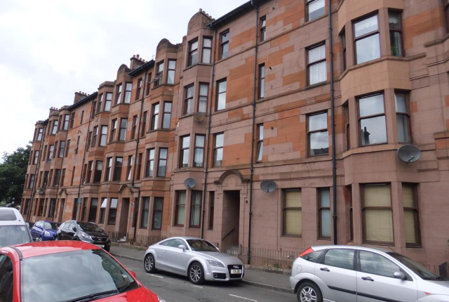 Thumbnail Flat to rent in 1/2, 24 Tulloch Street, Cathcart, Glasgow, 4Bz