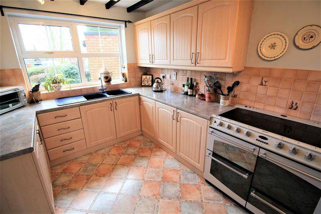 Kitchen of School Lane, Hill Ridware, Rugeley WS15