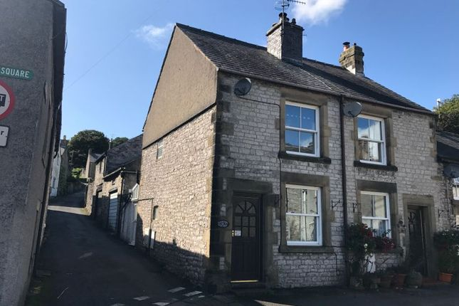 Thumbnail End terrace house for sale in Fountain Street, Tideswell