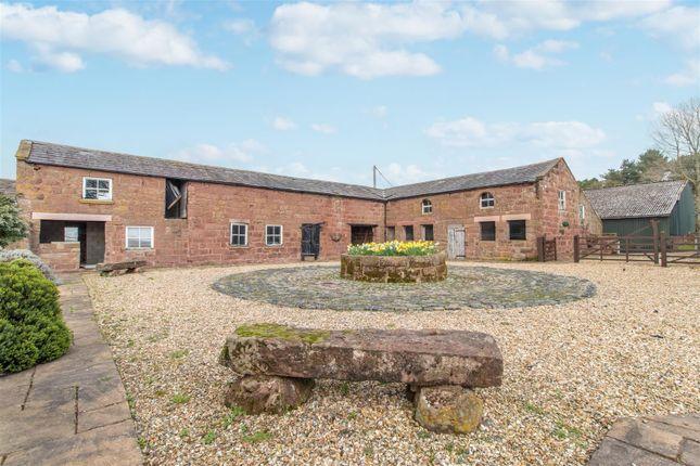 Thumbnail Land for sale in Development Site With Planning, Dunstan Lane, Burton, Neston