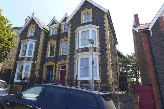 Thumbnail Semi-detached house for sale in Buarth Road, Aberystwyth, Ceredigion
