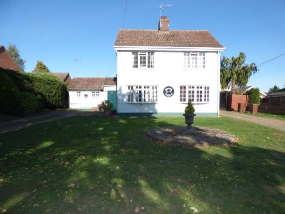 Thumbnail Detached house for sale in Bury St Edmunds, Suffolk