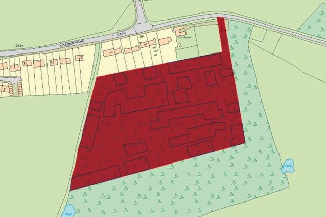 Thumbnail Land for sale in Aylesbury Road, Hockley Heath, Solihull, West Midlands