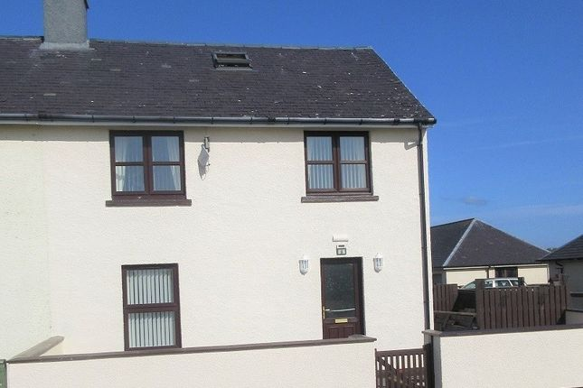 Thumbnail Semi-detached house for sale in Bualadubh, Iochar, Isle Of South Uist