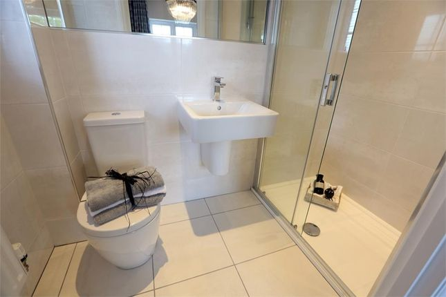 "4 bedroom detached house for sale in ""The Seeger"" at Low Lane, Acklam, Middlesbrough"