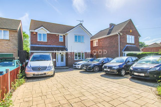 Thumbnail Detached house for sale in Rowhedge Road, Colchester